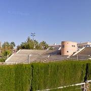 Un parque con auditorio