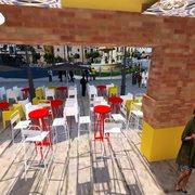 Prototipo de dise o y remodelaci n del hotel en valencia for Hoteles en valencia de alcantara