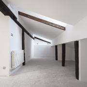 Reconversión de una buhardilla en vivienda en Bilbao