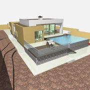 Vivienda unifamiliar aislada con piscina