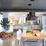 comedor y cocina insdustrial