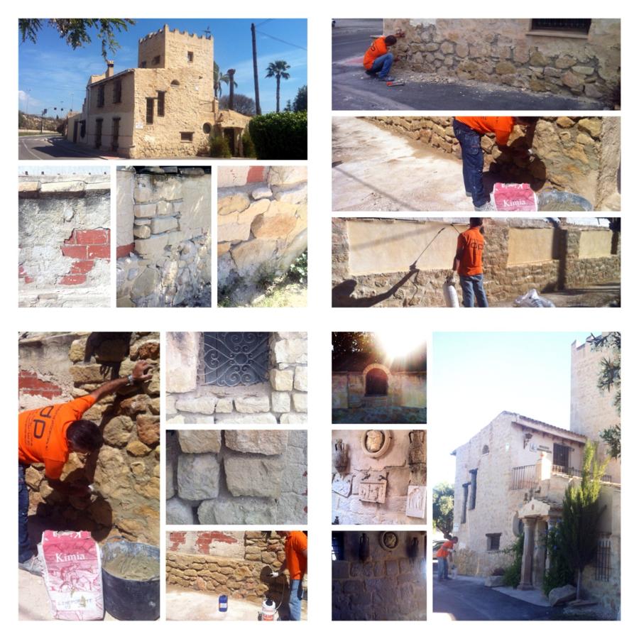 01 - Rehabilitación Torre Santiago XVII