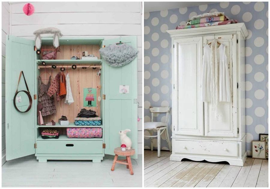 Foto armarios antiguos infantil de ecodeco mobiliario for Armarios de cocina antiguos
