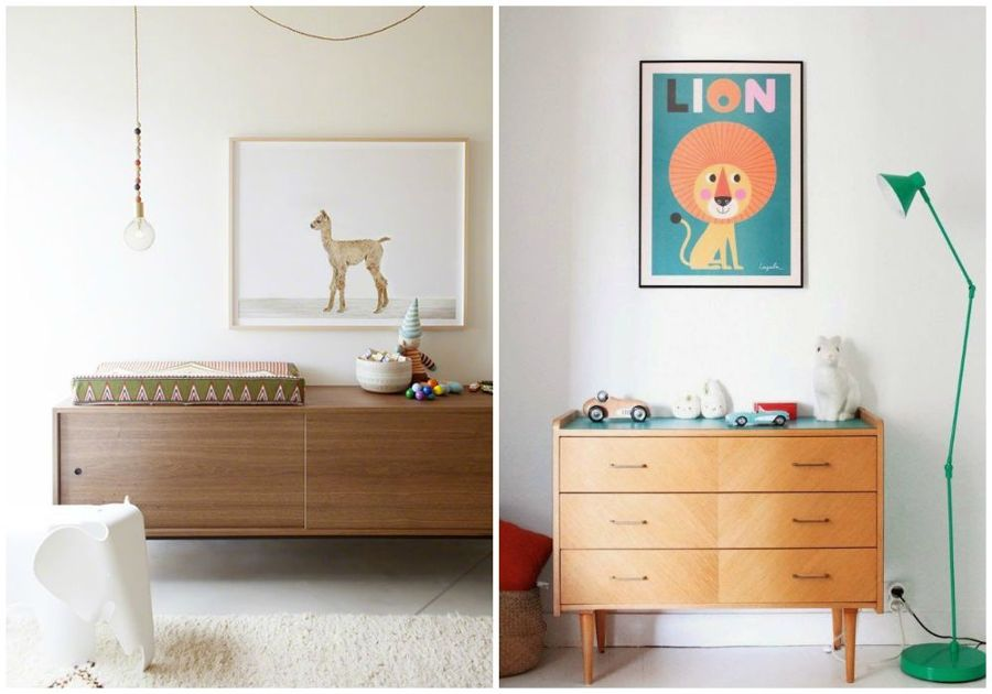 Foto mueble aparador dormitorio infantil de momocca deco design 937390 habitissimo - Mueble aparador ikea ...