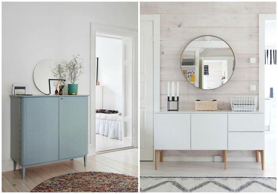 Foto mueble aparador pasillo de momocca deco design - Muebles para pasillo ...