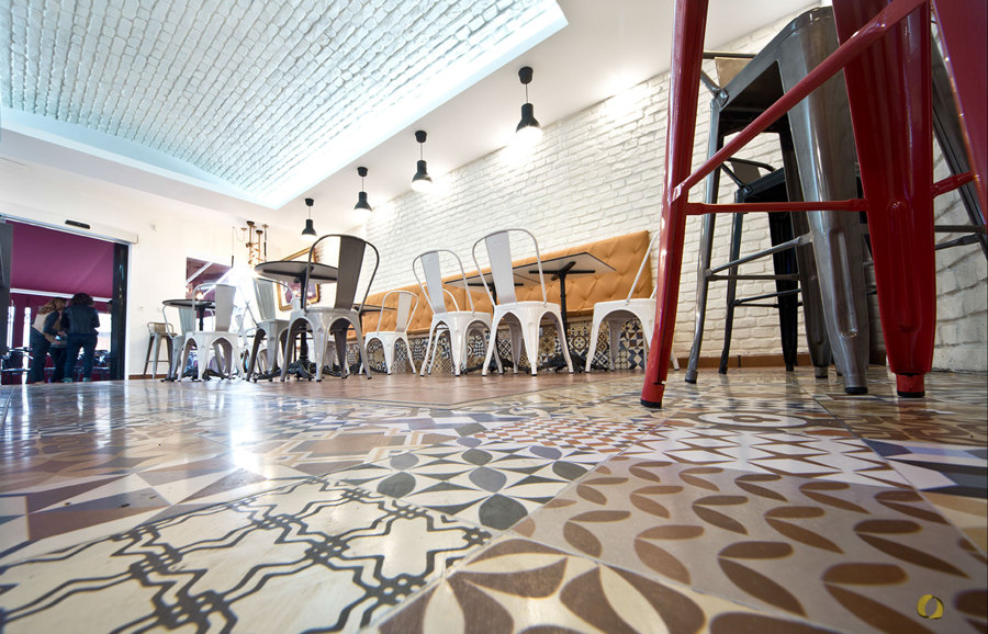 Reforma cafetería Castellón 06