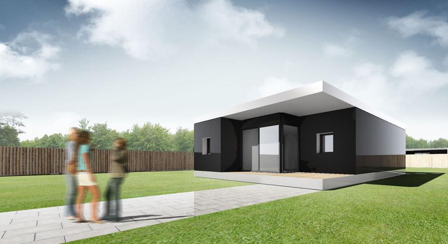 Casas prefabricadas ventajas e inconvenientes ideas - Casas prefabricadas contenedores ...