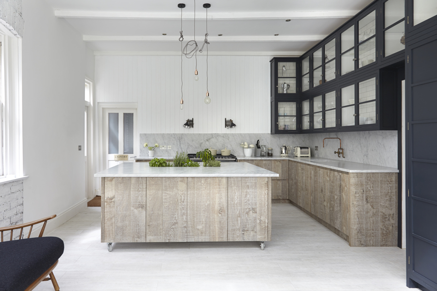 El top 3 en encimeras de cocina granito m rmol sint tico - Tipos encimera cocina ...