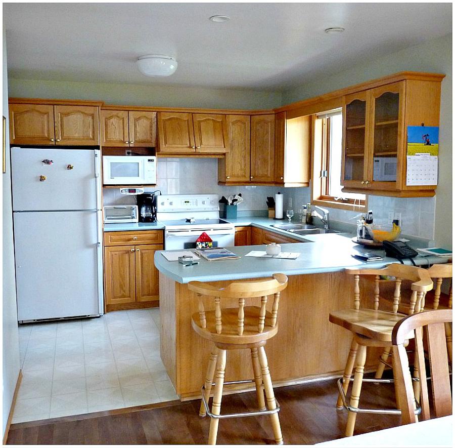 Antes y despu s de la reforma de 5 cocinas iii ideas for Remodelar cocina integral