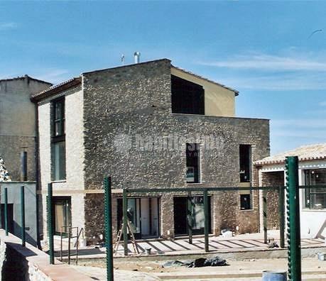 Foto Rehabilitacio Habitatge Unifamiliar Casavells Baix