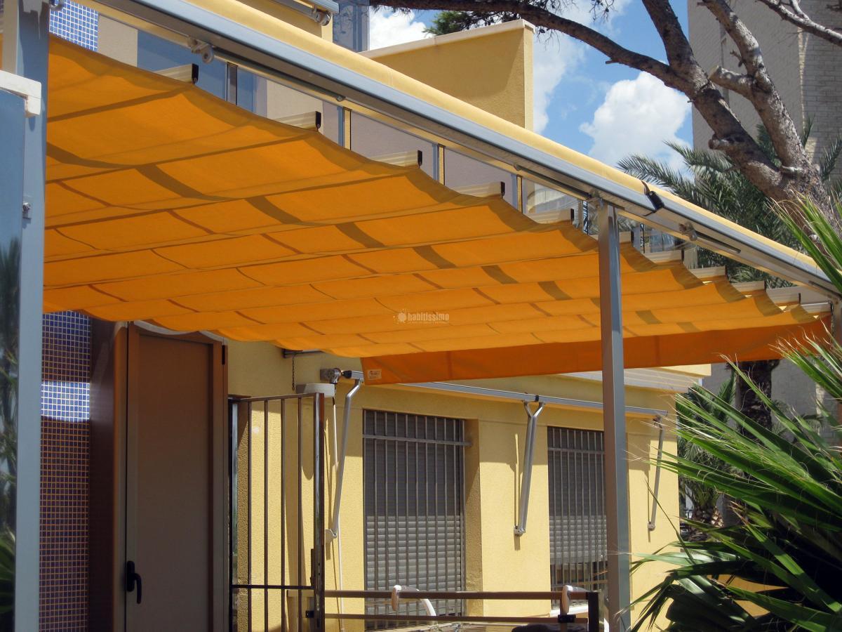 Toldos terrazas precios dise os arquitect nicos for Presupuesto toldo terraza