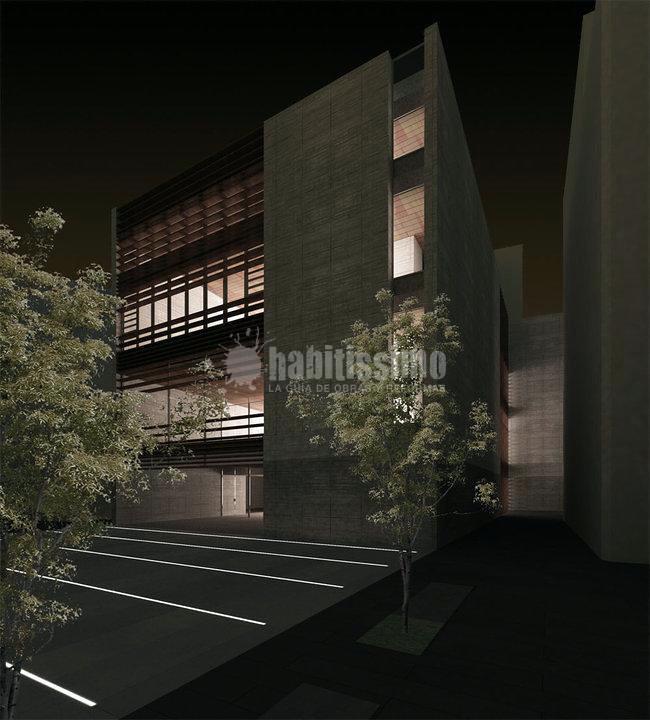 Infograf a museo en valencia ideas arquitectos - Trabajo arquitecto valencia ...