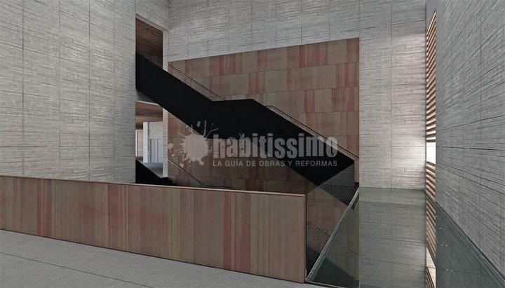 Infografía museo en Valencia