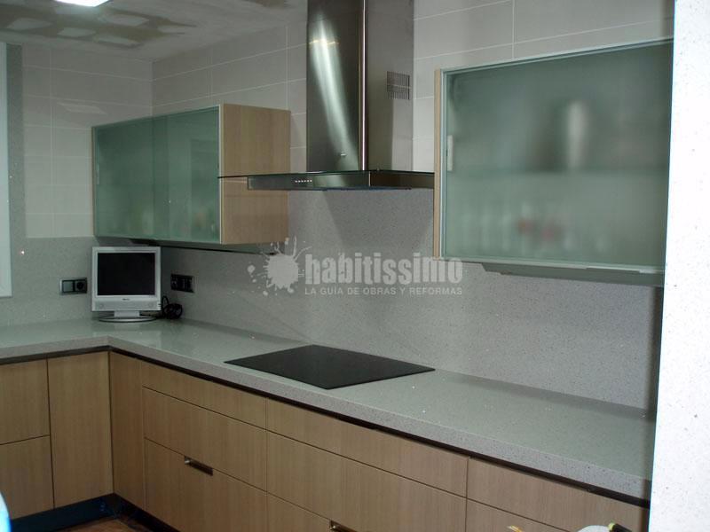 Foto ejemplos de cocinas en valladolid de reformas - Cocinas en valladolid ...