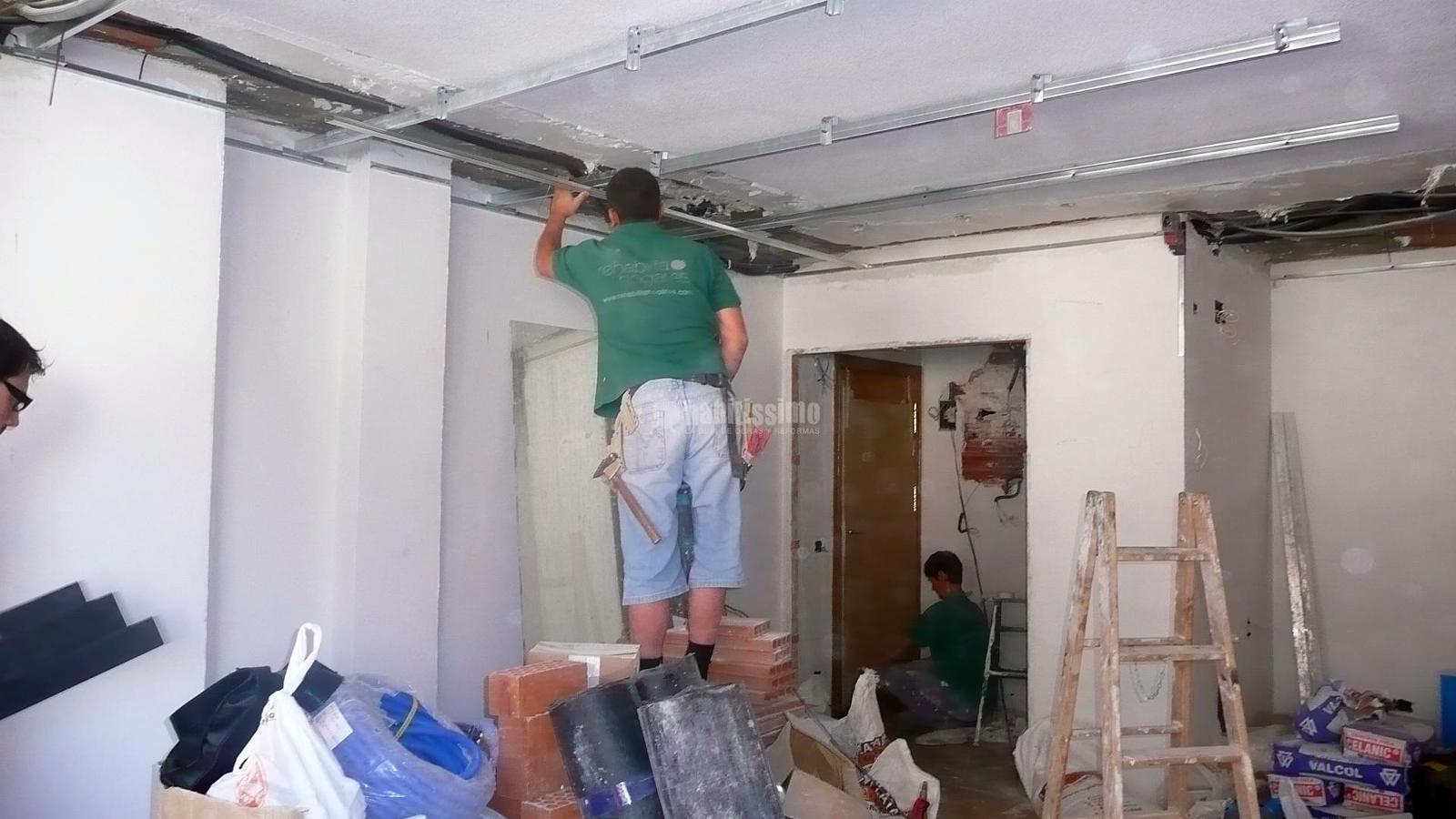 Reforma integral de vivienda en calle Canas