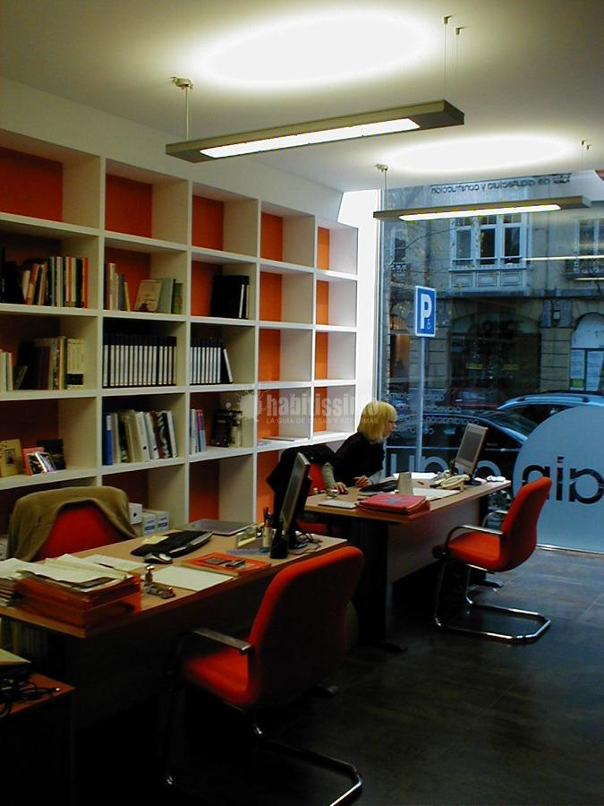 Oficina en bilbao ideas reformas oficinas for Oficina zuzenean bilbao