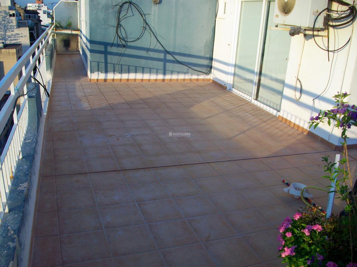 Impermeabilización y solado en terraza de ático