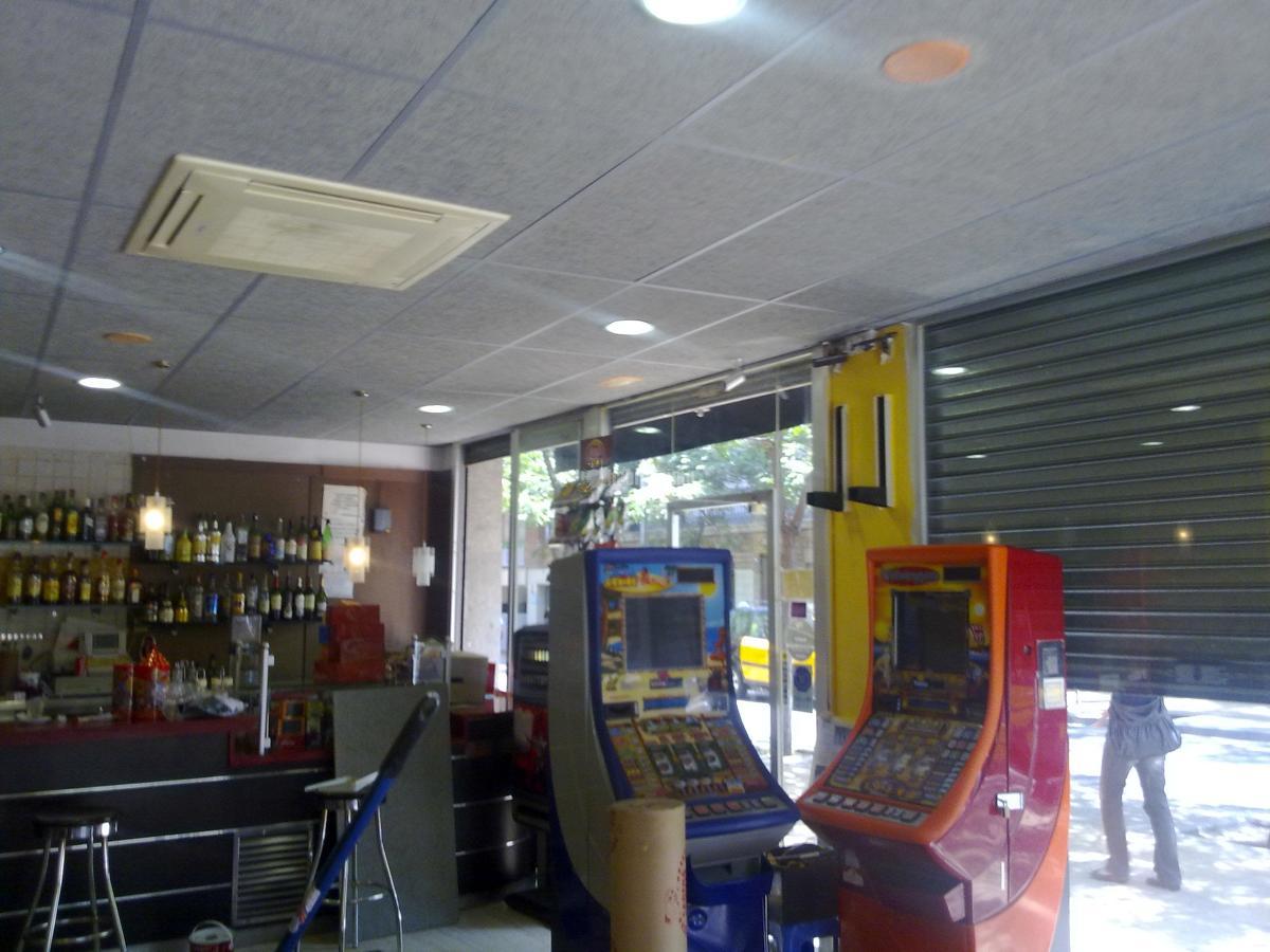 Aislamiento Bar Ideal barri Sant Andreu
