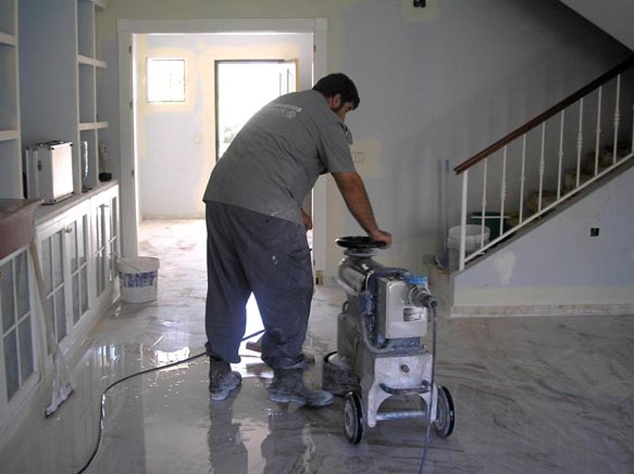 C mo pulir el m rmol ideas mantenimiento ascensores for Como pulir marmol