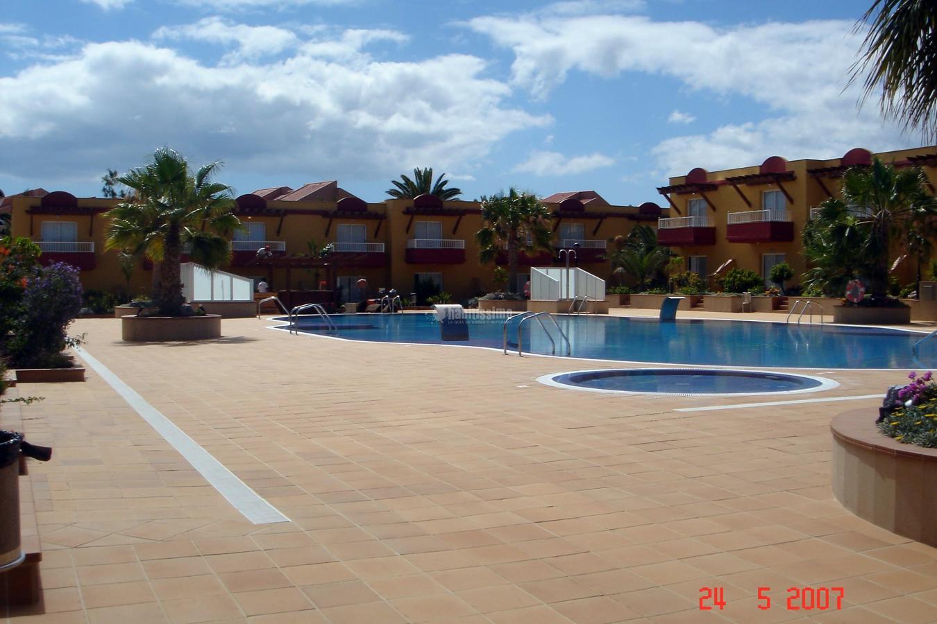 Urbanización Lobosol (Fuerteventura)