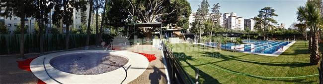 Piscinas Club Tenis Valencia