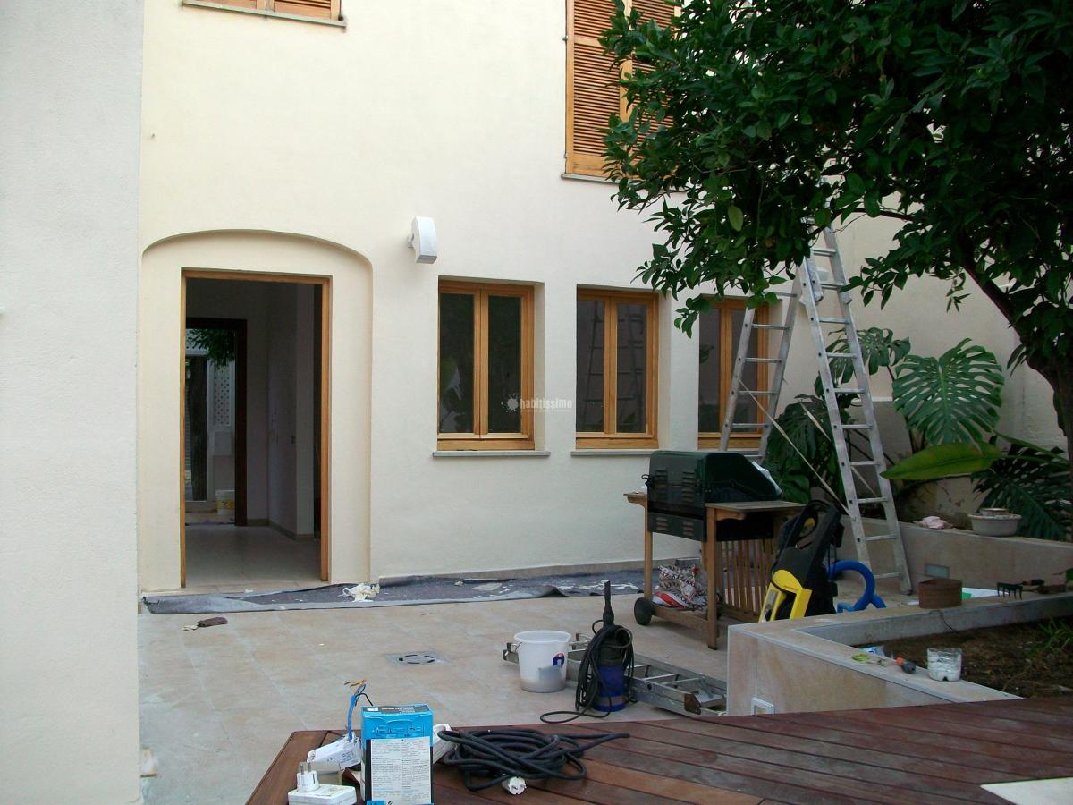 Rehabilitación de fachada interior y exterior
