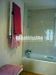 Reforma de 5 baños en chalet