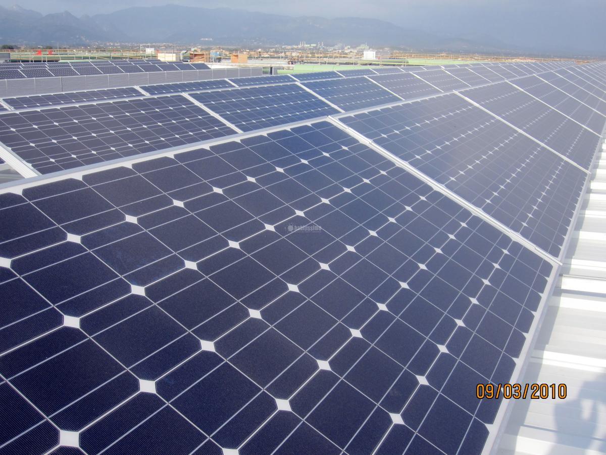Foto proyecto de gesti n de energ a solar de balear de - Energia solar tenerife ...