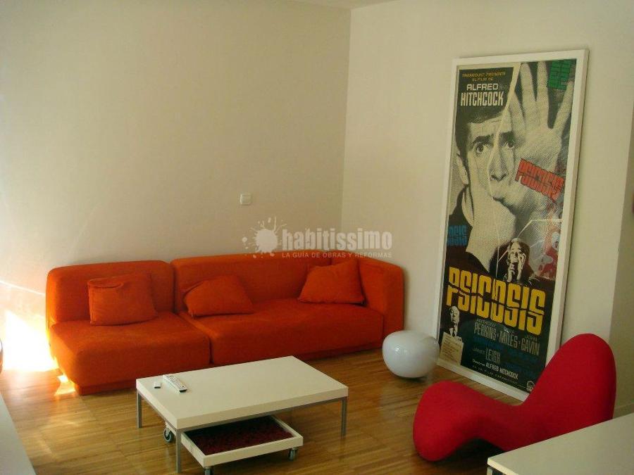 Foto interiorismo de apartamento en madrid de a2 - Interiorismo en madrid ...