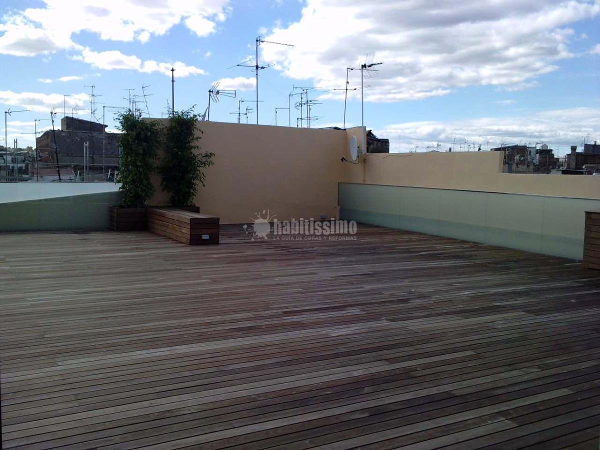 Reforma Integral Atico Barcelona (Centro)