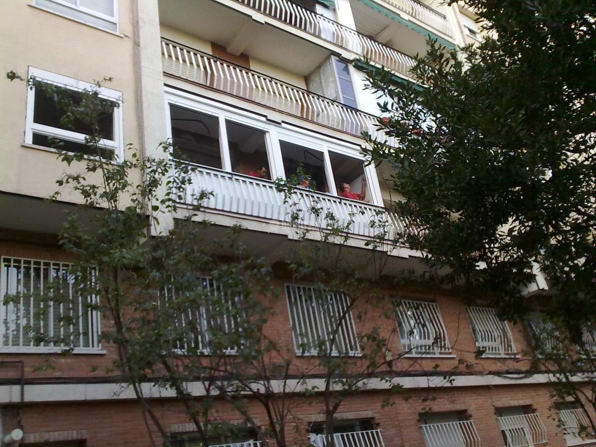 Reforma en vivienda junto a la M30 en Madrid