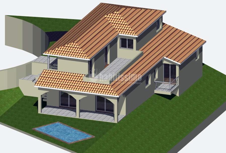 Vivienda unifamiliar ideas construcci n casas for Coste construccion vivienda unifamiliar