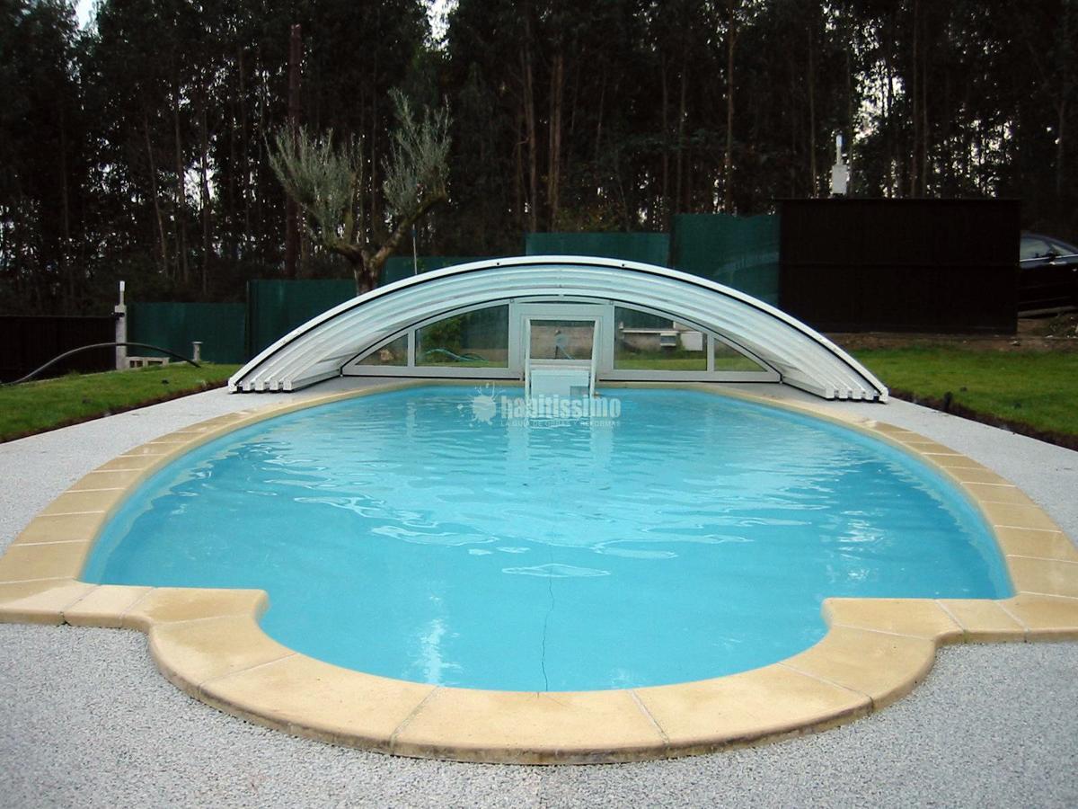 Cubierta de piscina ideas carpinter a aluminio for Piscinas de aluminio