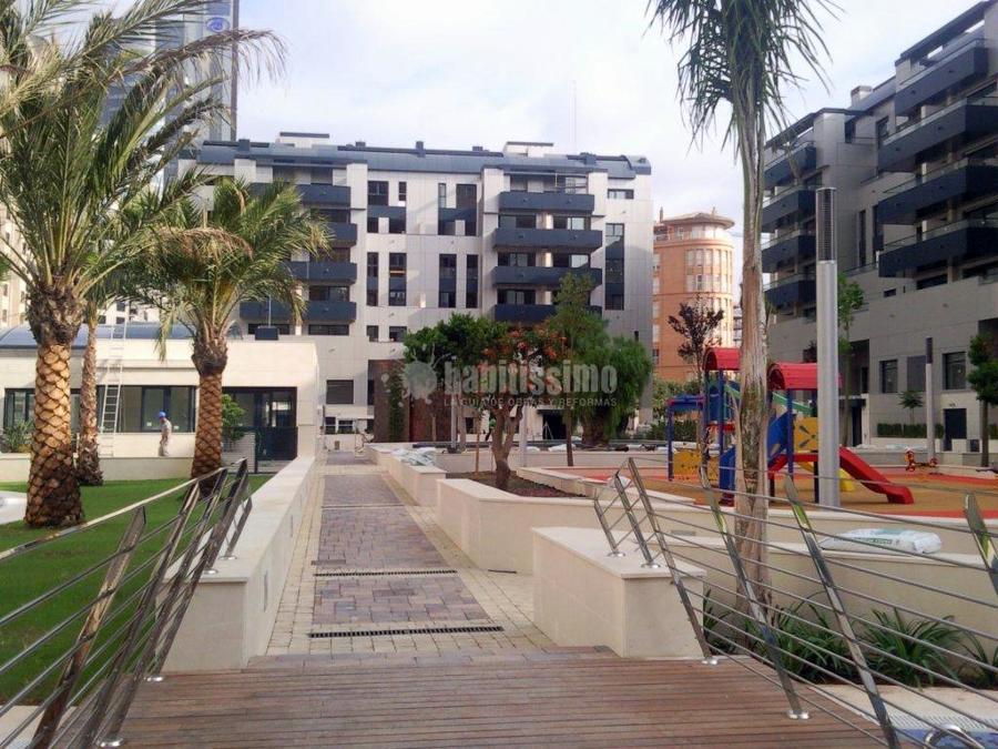 Urbanización Estrella de les Corts