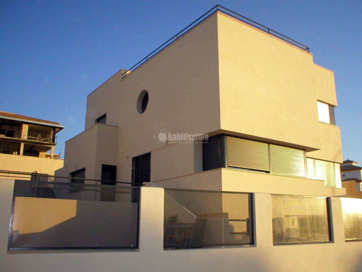 Construcción de vivienda en Montequinto