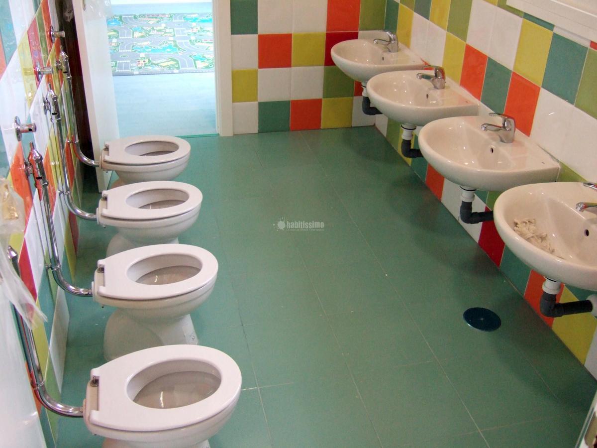 Baño De Una Guarderia:Foto: Escuela Infantil de Construcciones Herance #101407 – Habitissimo