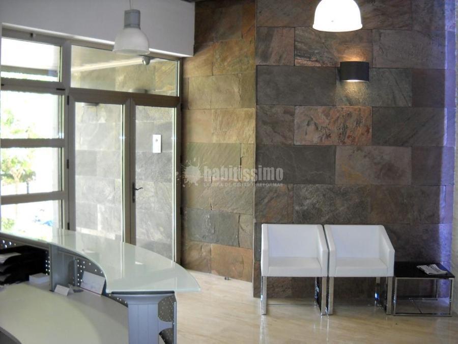 Reforma de local para oficinas de empresa constructora