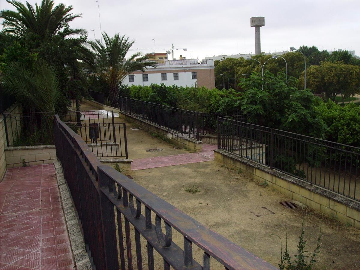 Construcción de dos parques en Utrera