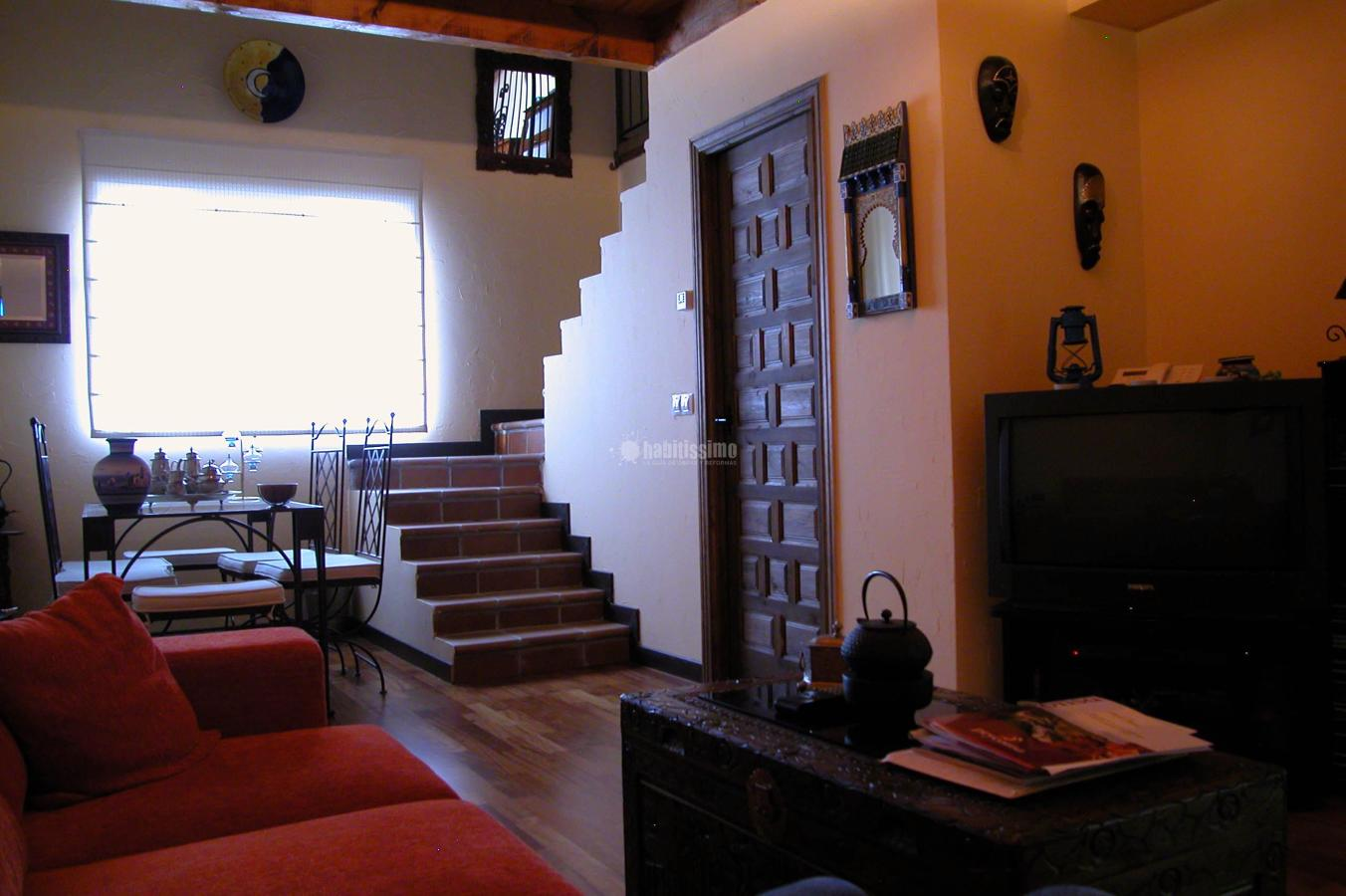 Reforma casa rústica
