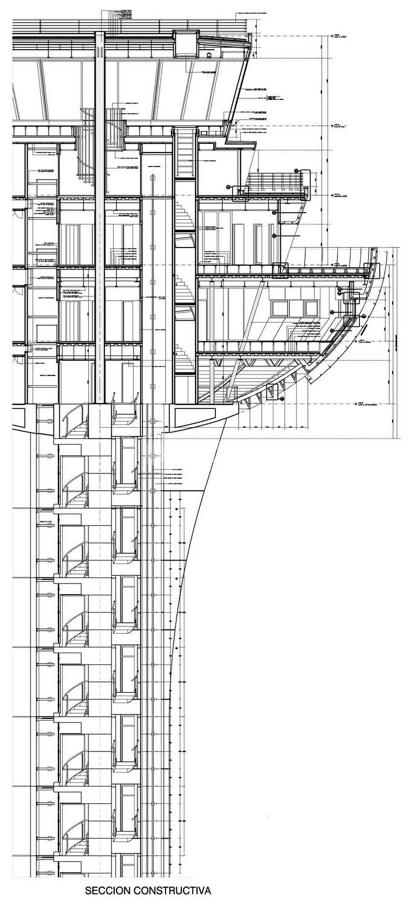 Proyecto de Ejecución de Torre de Control en el Aeropuerto de Madrid - Barajas