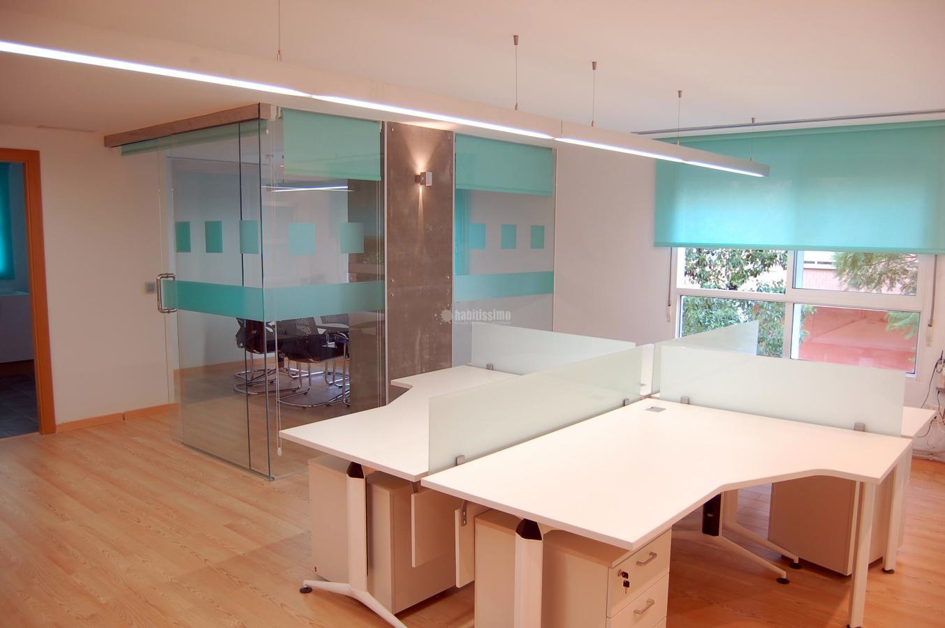 Reforma despacho de abogados ideas reformas oficinas - Decorar despacho profesional ...