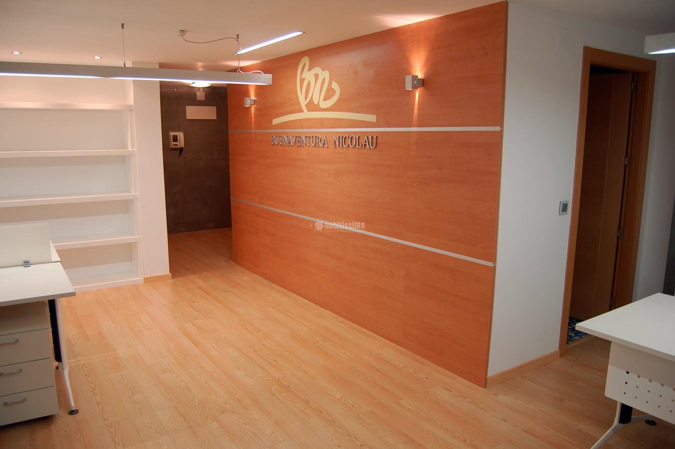 Reforma despacho de abogados ideas reformas oficinas for Oficina de abogados