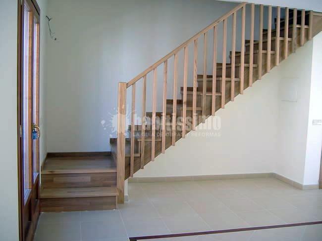 Carpinter a de madera para promoci n viviendas en madrid ideas carpinteros - Carpinteria de madera madrid ...