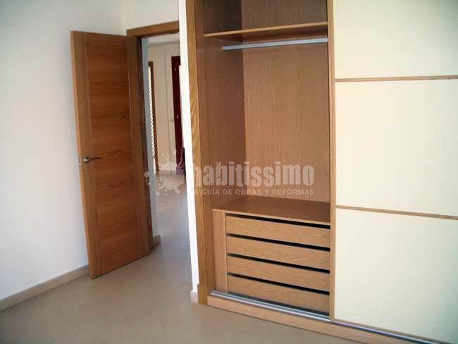 Carpinter a de madera para promoci n viviendas en madrid proyectos carpinteros - Carpinteria de madera madrid ...