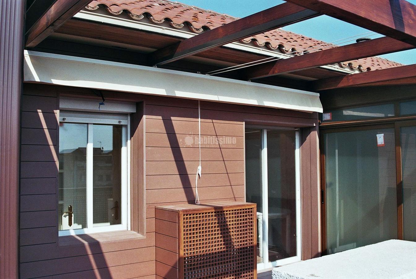 Precio cerrar terraza aluminio gallery of cortinas de for Precio armario aluminio terraza