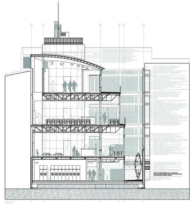 Proyectos Básico y de Ejecución de Centro Cultural y Biblioteca Municipal en Illescas. Toledo.