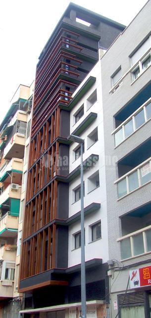 18 viviendas en Murcia