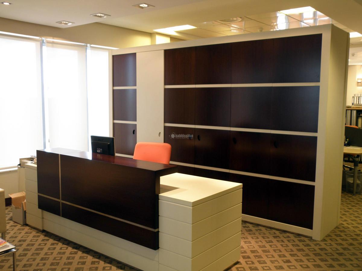 Foto interiorismo oficinas humanes de madrid de - Oficina de empleo valdemoro ...