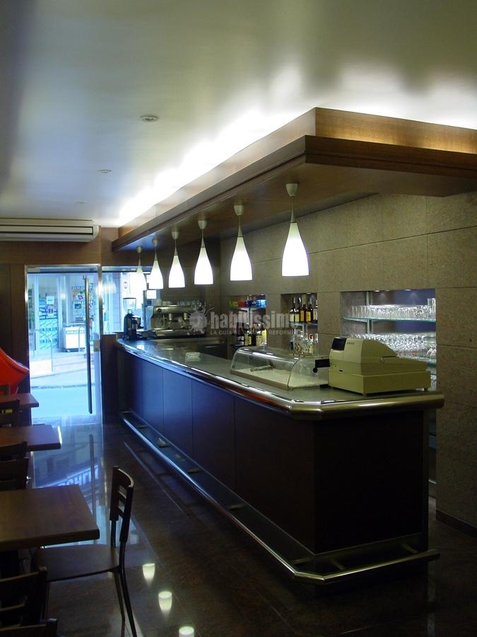 Proyecto de reforma de bar cafeteria cal nitu ideas - Proyecto bar cafeteria ...