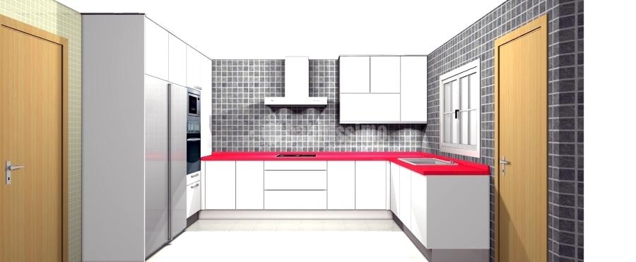 Ejemplos de diseños de cocina